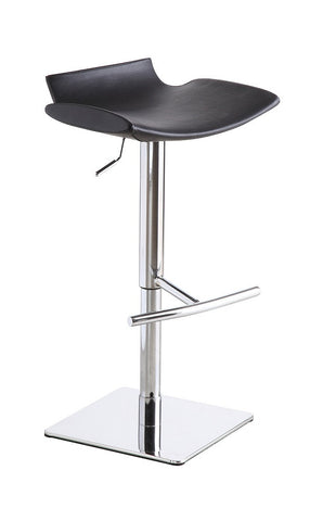 C159-3 Swivel Black Barstool SKU17738 - Pearl Igloo - 1