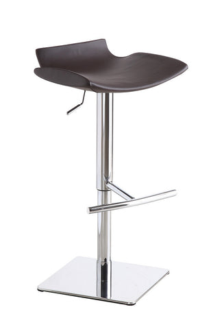 C159-3 Swivel Brown Barstool SKU17739 - Pearl Igloo - 1