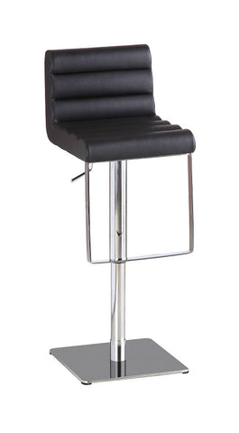 C192-3 Black Swivel Barstool SKU17751 - Pearl Igloo - 1
