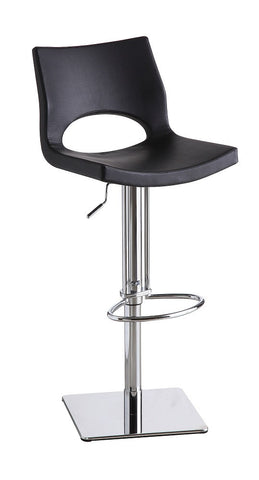 C203-3 Black Swivel Barstool SKU17754 - Pearl Igloo - 1