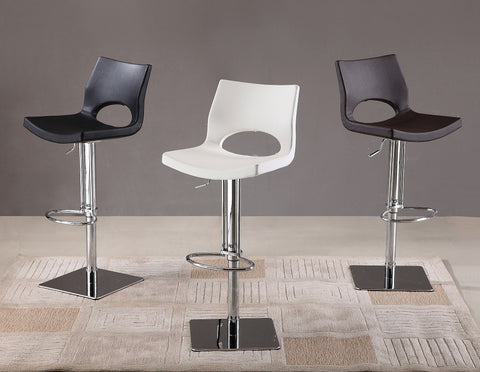 C203-3 Brown Swivel Barstool SKU17755 - Pearl Igloo - 1