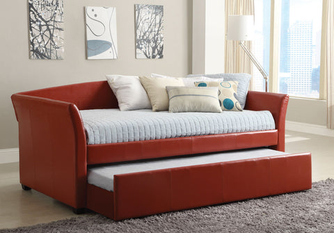 Delmar Daybed With Trundle Cm1956Rd - Pearl Igloo