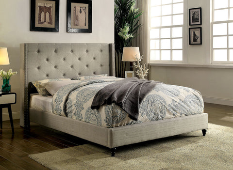 Anabelle Twin Bed CM7677GY-T
