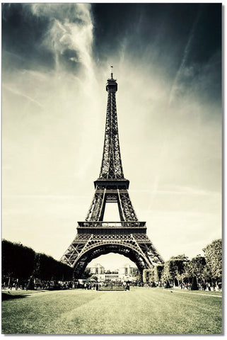 Premium Acrylic Wall Art Eiffel Tower- SH-71553 SKU18172 - Pearl Igloo