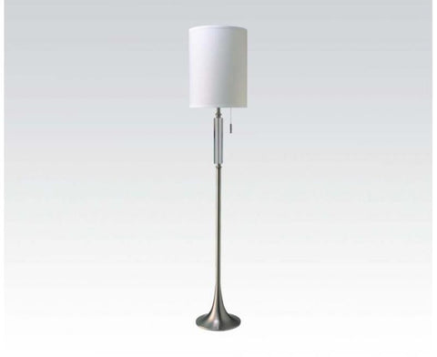 Cody Brush Steel Floor Lamp 40074