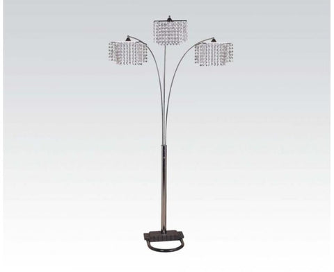 Veeta Chandelier Floor Lamp 40052