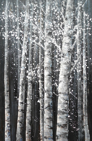 "Modrest 4864 32"" x 48"" Modern Oil Canvas Painting VGSHD-ADC-4864 - Pearl Igloo"