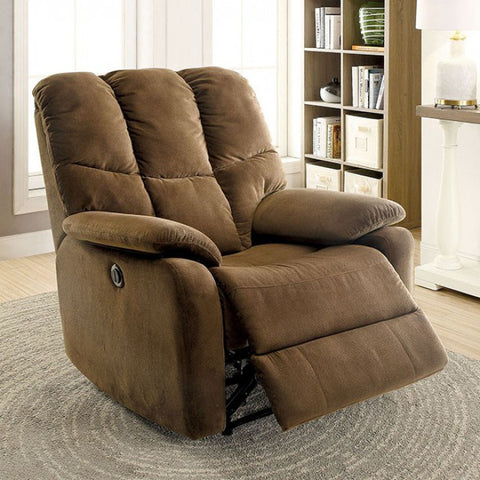 Noreen Recliner Chair CM-RC6516BR