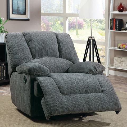Norden Recliner CM-RC6700GY - Pearl Igloo - 1