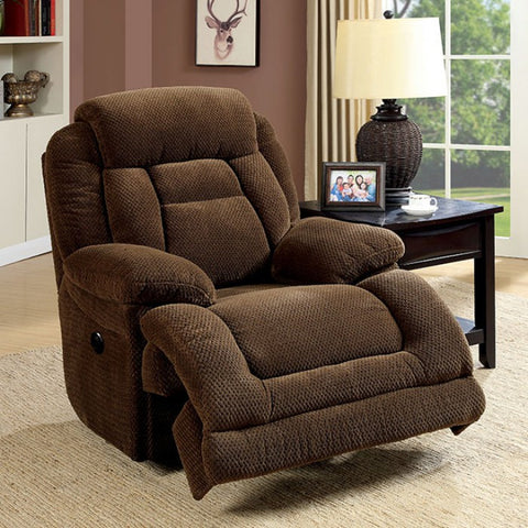 Greenville Glider Recliner-  CM6010-CH - Pearl Igloo - 1
