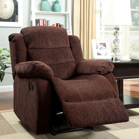 Millville Recliner CM6173-CH - Pearl Igloo - 1