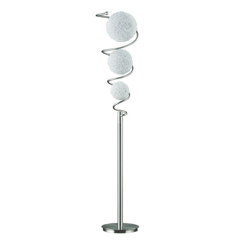 Diya Collection Floor Lamp H11297 Free Shipping - Pearl Igloo - 1