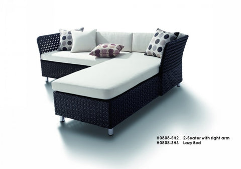 Renava Sectional Patio Sofa VGHT-H0808-S - Pearl Igloo - 1