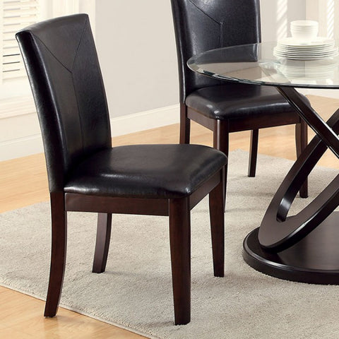 Atenna I 2Pc Side Chair - CM3774SC-2PK Free Shipping - Pearl Igloo - 1