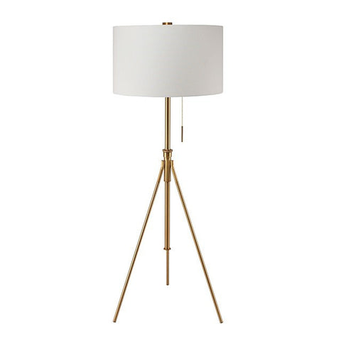 Zaya Floor Lamp- L731171F-GL - Pearl Igloo