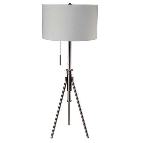 Zaya Floor Lamp- L731171F-SV - Pearl Igloo