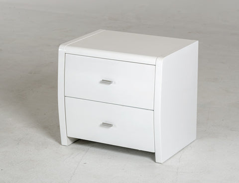 Modrest Palermo White Nightstand VGZHPALERMOWH-NS - Pearl Igloo