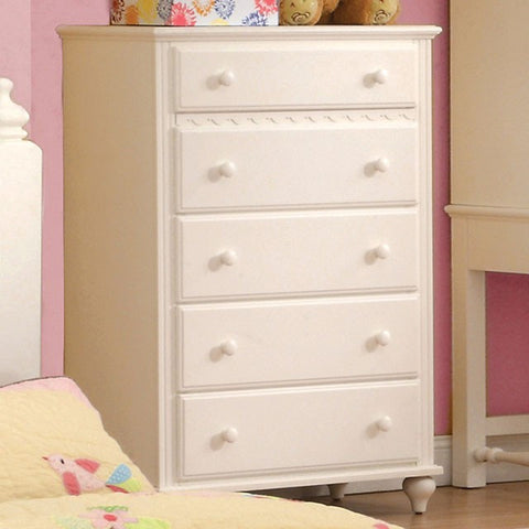 Media Chest Adriana Collection CN7617C - Pearl Igloo