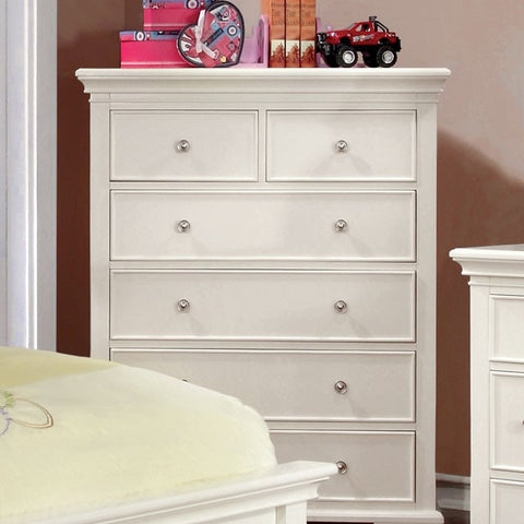 Chest Pine Mullan Collection CM7943WH-C - Pearl Igloo