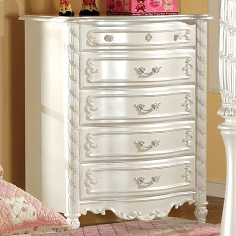 Chest Pine Alexandra Collection CM7226C - Pearl Igloo
