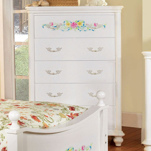 Chest Pine Isabella Collection CM7618C - Pearl Igloo