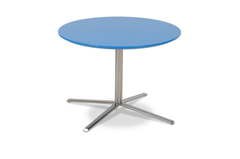 Versus T48A Modern Blue End Table VGDVT48A-BLU - Pearl Igloo