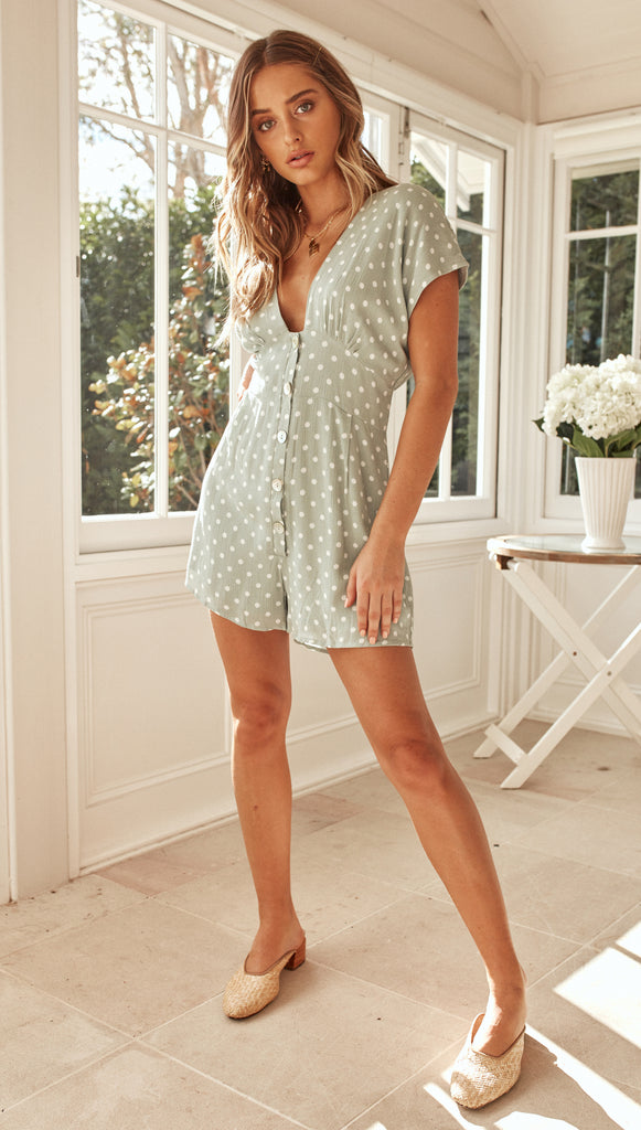 Lola Springs Playsuit