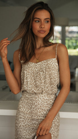 Freedom Cami (Leopard)