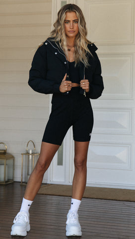 Rylee Jacket (Black)