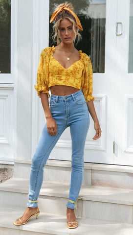Emani Top (Gold)