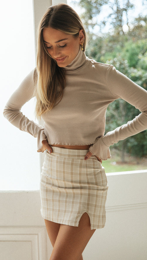Sophia Mini Skirt