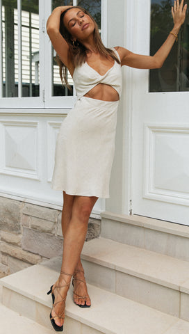 Lanie Dress (Sand)