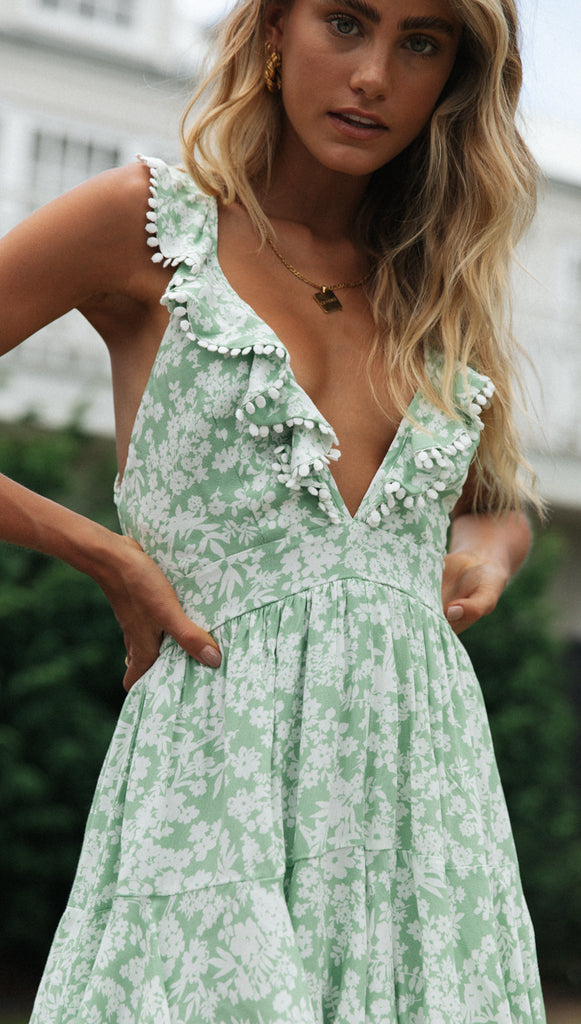 Nancie Playsuit (Apple)