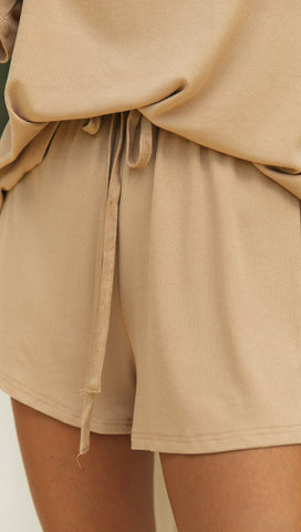 Cape May Shorts (Camel)