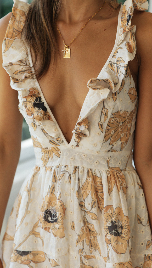 Nancie Playsuit