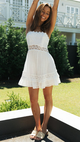 Angel Dress (White)