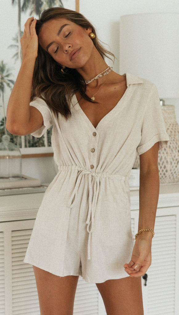 Clove Playsuit
