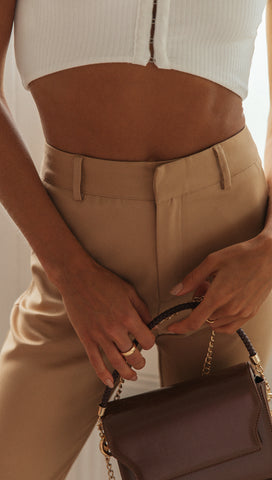 Saphira Pants (Brown Sugar)