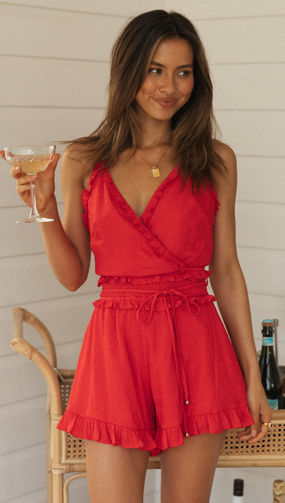 Wilma Playsuit
