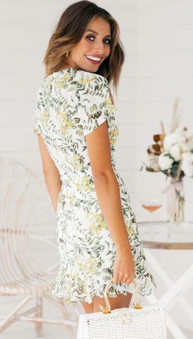Daylily Dress
