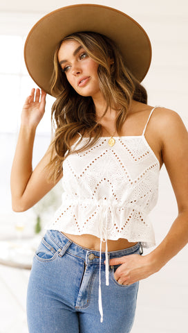 Darling Angel Top