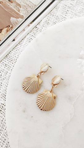 Seashore Earrings