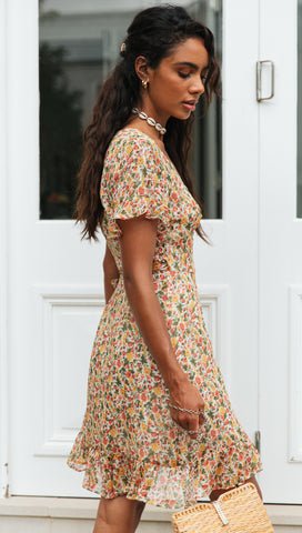 Hadley Wrap Dress