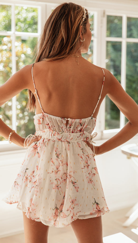 Wallflower Playsuit