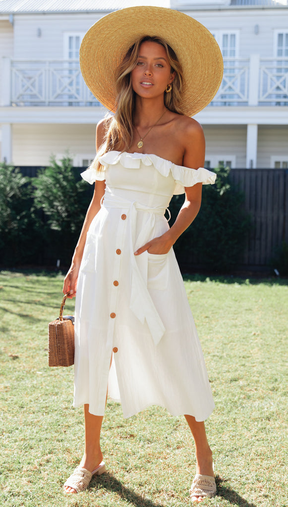 Saint Louis Dress