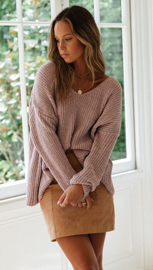 Sugar Pear Knit