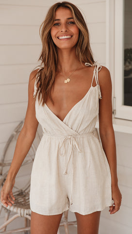 Sicilian Sun Playsuit