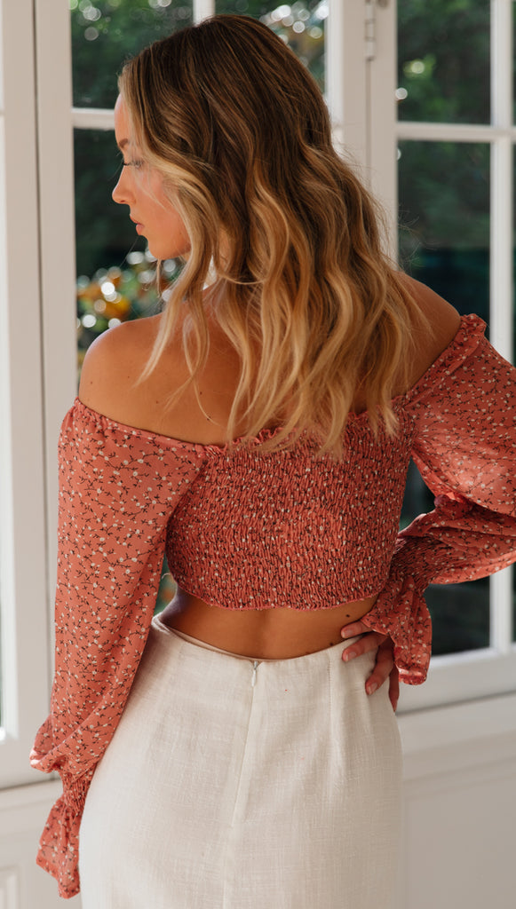 Sweet Lillie Top