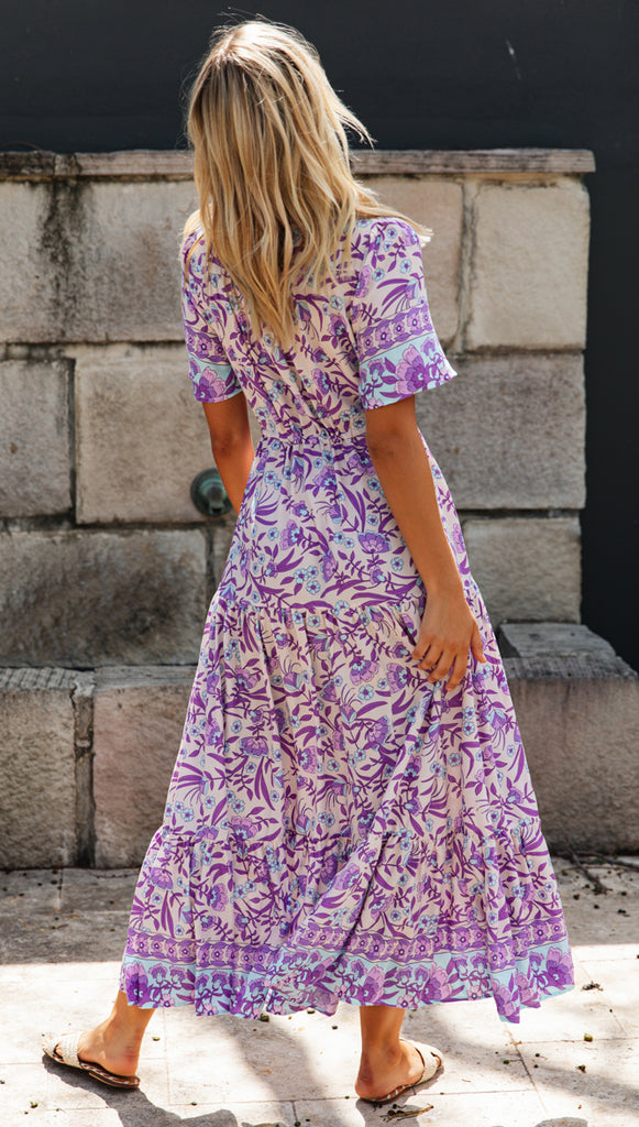 Hinterlands Maxi Dress