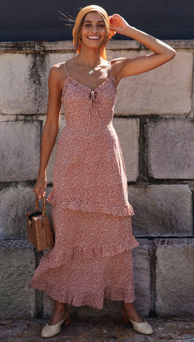 Sorrelli Dress (Rust)